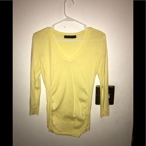 The Limited v neck sweater
